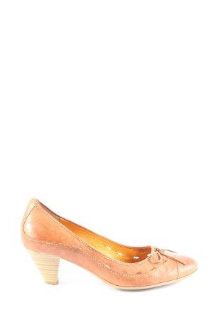Tamaris Chaussure décontractée rose chair style décontracté