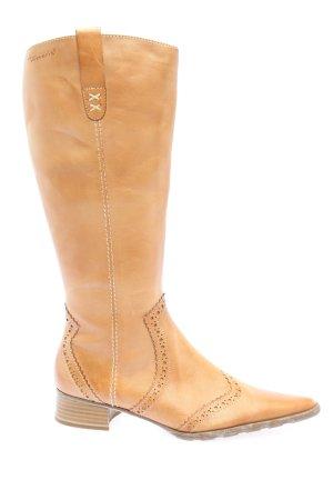 Tamaris Western Boots brown elegant