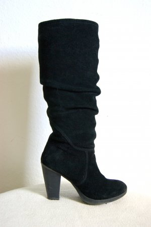 Tamaris Slouch Boots black