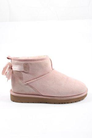 Tamaris Winter-Stiefeletten pink Casual-Look