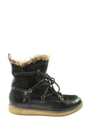 Tamaris Winter boots zwart casual uitstraling