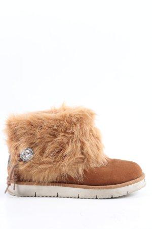 Tamaris Buty zimowe brązowy W stylu casual