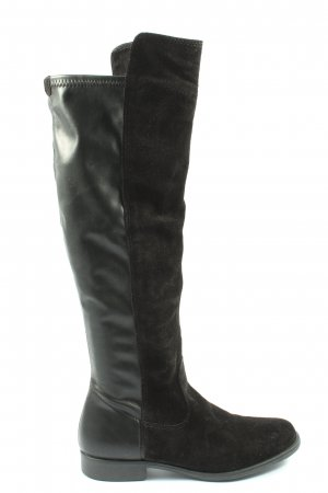 Tamaris Winter Boots black casual look