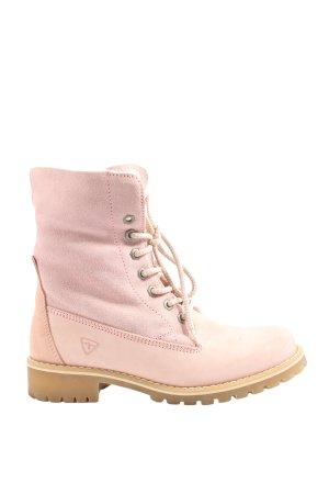 Tamaris Winterstiefel pink Casual-Look