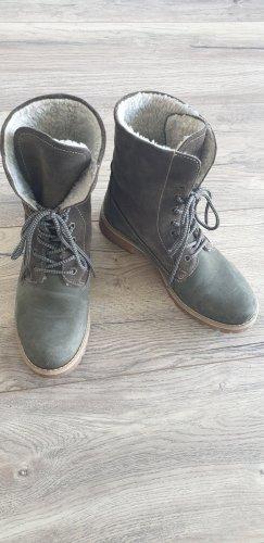 Tamaris Bottes d'hiver vert olive-kaki