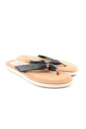 """Tamaris Toe-Post sandals """"W-k7zz4x"""""""