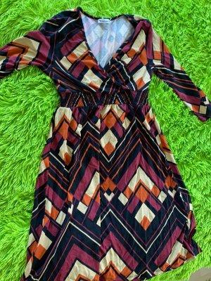 Tamaris Longsleeve Dress multicolored