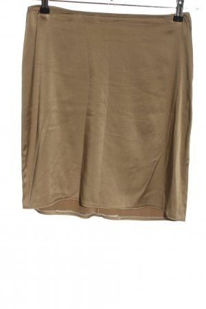 Tandem Minigonna marrone stile casual