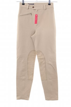 Tandem Riding Trousers natural white casual look