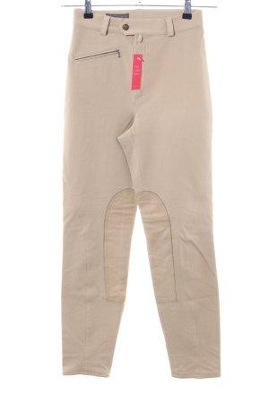 Tandem Pantalone da equitazione bianco sporco stile casual
