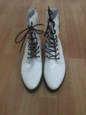 TANGO Boots weiß Gr.38