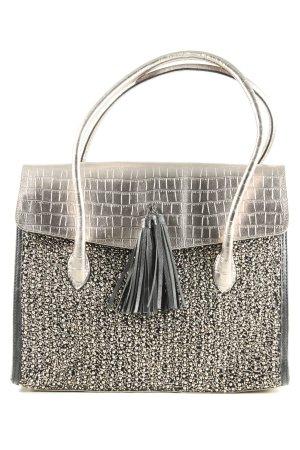 Tango Shoulder Bag light grey animal pattern business style