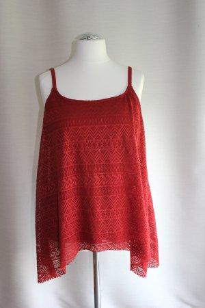 unknown Tankini rouge foncé nylon