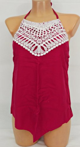 Bodyflirt Tankini dark red