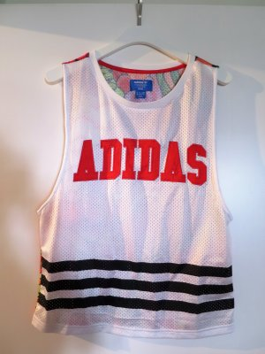 Adidas Originals Camiseta sin mangas multicolor Poliéster