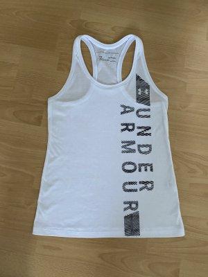 Under armour Sports Tank black-white