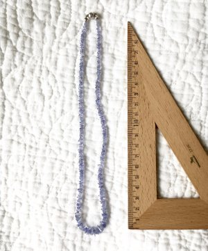 Collier Necklace blue violet