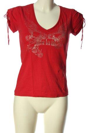 Tantum O.N. V-Ausschnitt-Shirt