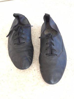 Bleyer Ballerina's met kant zwart