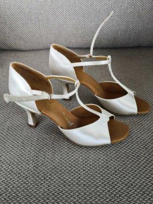 Tanzschuhe Satin, top Zustand, International Dance Shoes