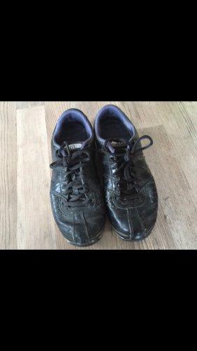 Tanzschuhe Sneaker von Nike in schwarz Größe 36