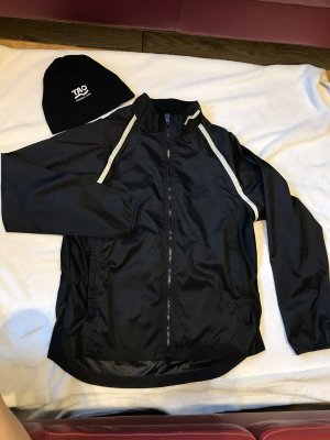 Tao Sports Jacket black-silver-colored