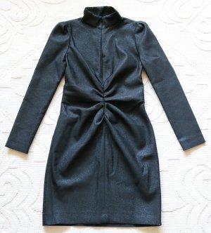 Tara Jarmon Black Shimmer Kleid, H/ W 2019