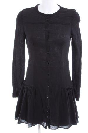 Tara jarmon Blusenkleid schwarz Elegant