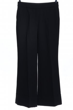 Tara jarmon Bundfaltenhose schwarz Business-Look
