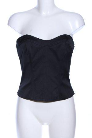 Tara jarmon Corsage Top black casual look