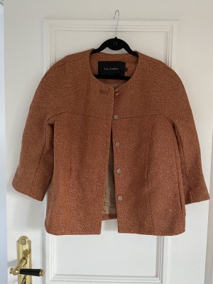 Tara jarmon Oversized Jacket cognac-coloured-russet