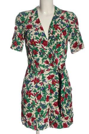 Tara jarmon Kurzer Jumpsuit flower pattern casual look