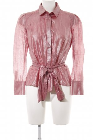 Tara jarmon Langarm-Bluse pink Casual-Look