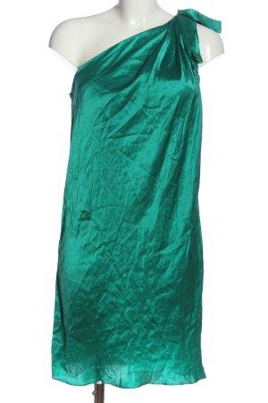 Tara jarmon Minikleid grün extravaganter Stil