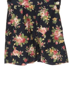 tara starlet High-Waist-Shorts allover print casual look