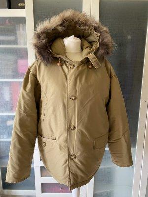 Target Manteau en duvet beige