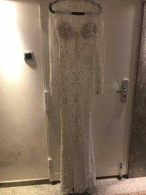 Tarik Ediz Suknia ślubna biały