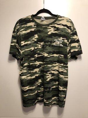 Tarnmuster Tshirt