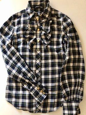 Tartan-Shirt von Drykorn