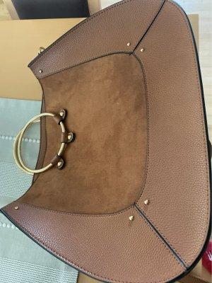 Primark Frame Bag camel