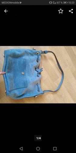 Michael Kors Bolso tipo marsupio azul bebé