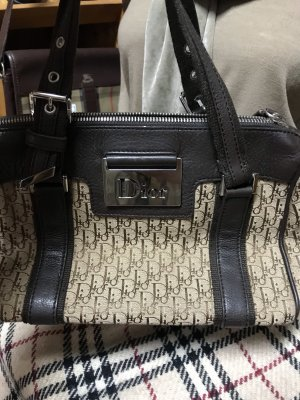 Christian Dior Sac bowling multicolore