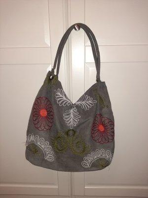 Canvas Bag grey