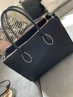 H&M Bolso con correa negro