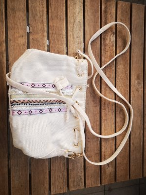Pouch Bag natural white