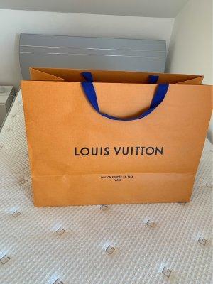 Luis Vuitton Sac de cadre de vélo orange