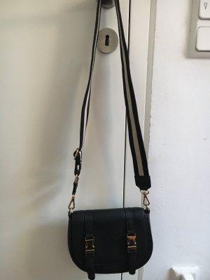 Mango Crossbody bag black