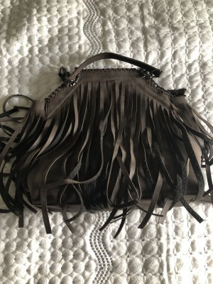 Stella McCartney Sac bavarois brun noir