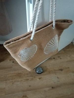 Look by Bipa Basket Bag camel