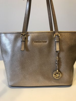 Michael Kors Shopper doré